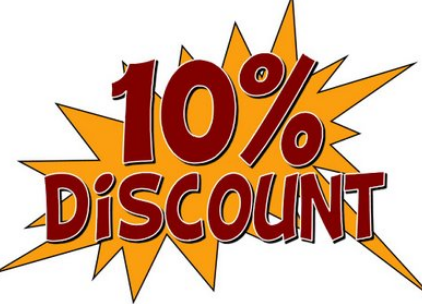 10% Off Any Service Provided by Kops