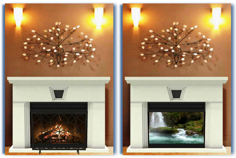 Win this $5,000 Heating/Air Conditioning Fireplace Installed!